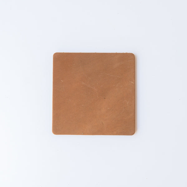 Coffee Leather Coasters