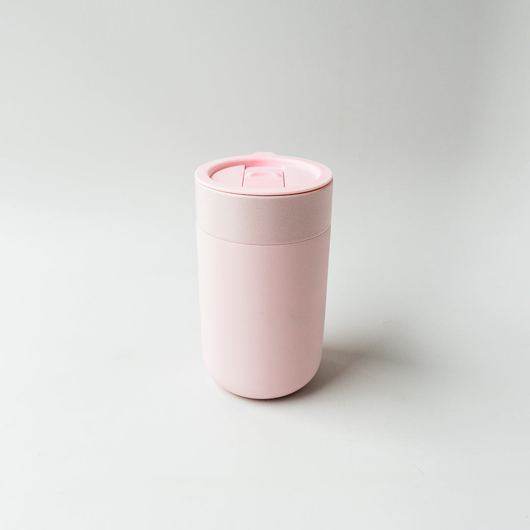 Ceramic Travel Mug - Blush