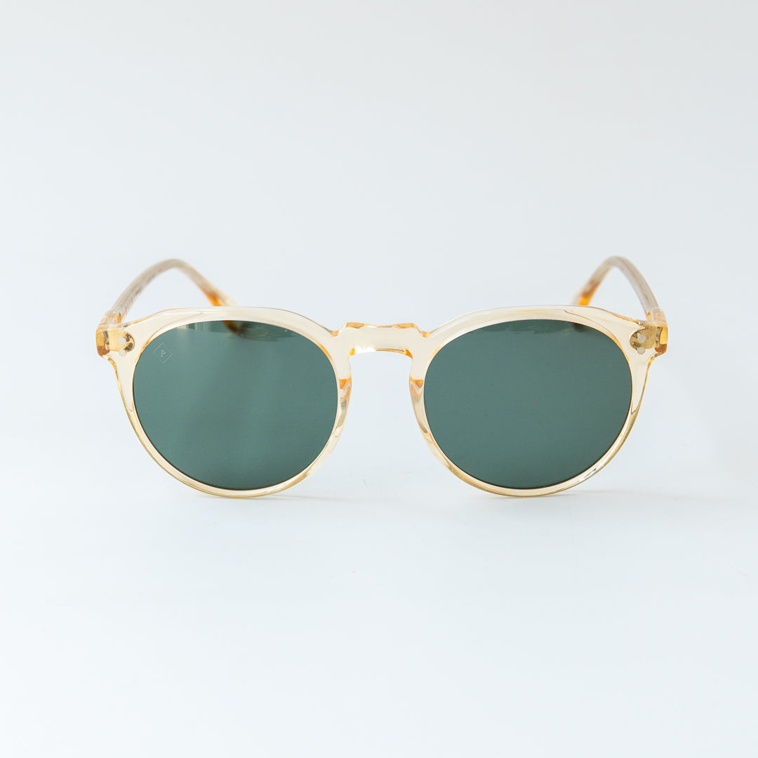 Remmy Glasses in Champagne Crystal