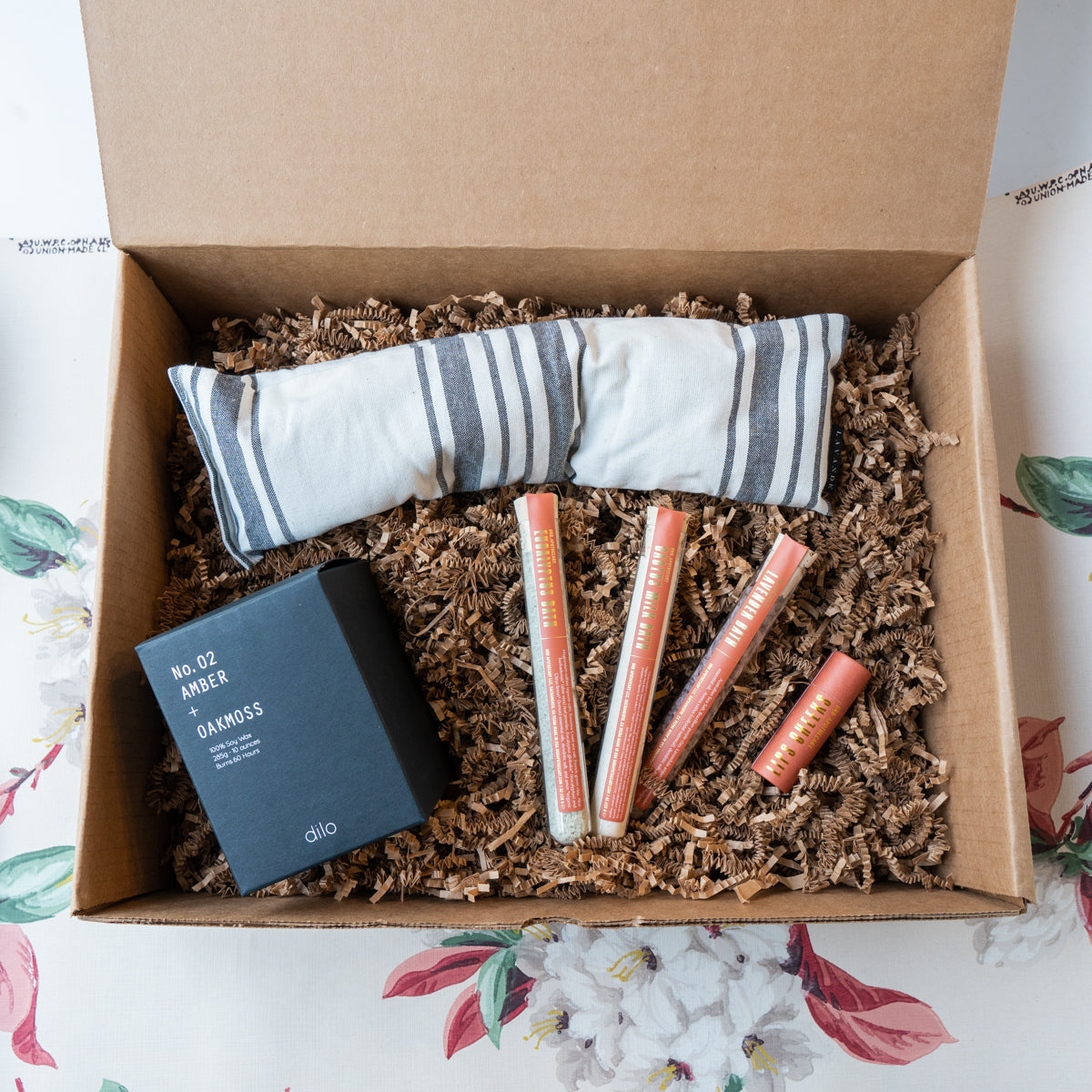 All Out Self Care Gift Set
