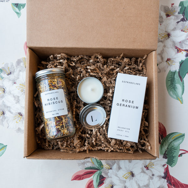 Relaxation Self Care Gift Set