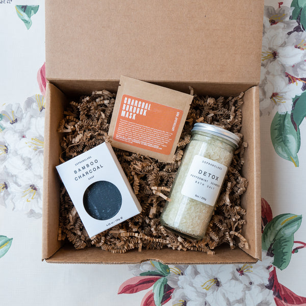 Easy Going Self Care Gift Set