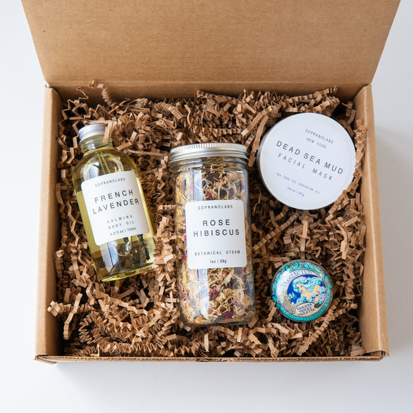 Botanical Care Gift Set