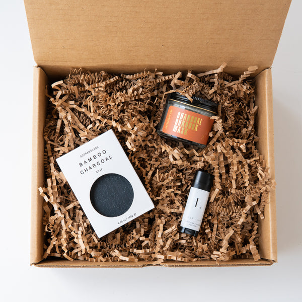 Charcoal Cleansing Gift Set
