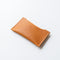 Leather Card Wallet Tan