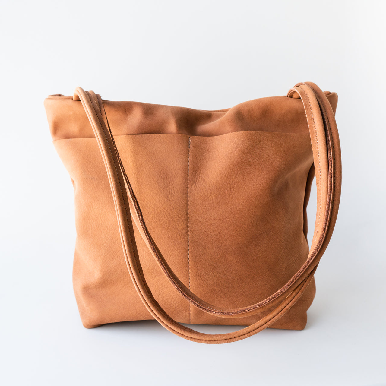Casey Bag in Matte Tan