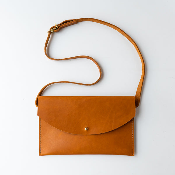 Covertable Hip Bag Tan
