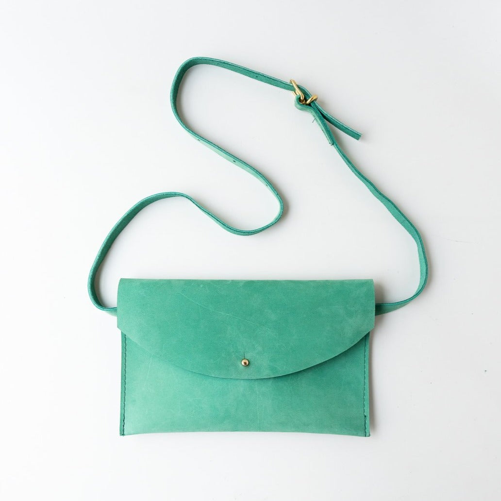 Convertable Hip Bag Turquoise