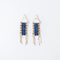 Lapis Sky Dancer Earrings