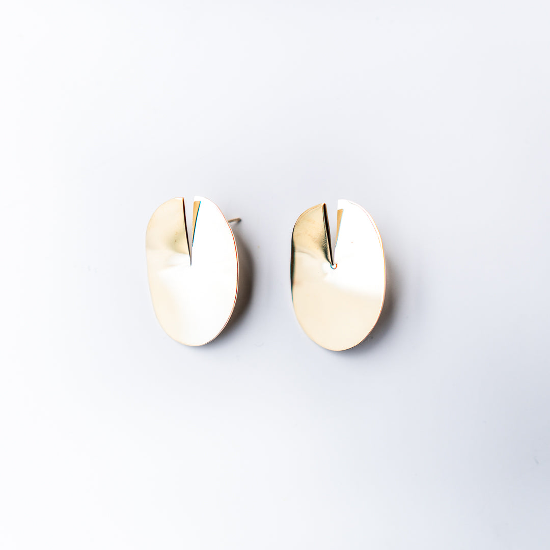 Split Sheet Earring
