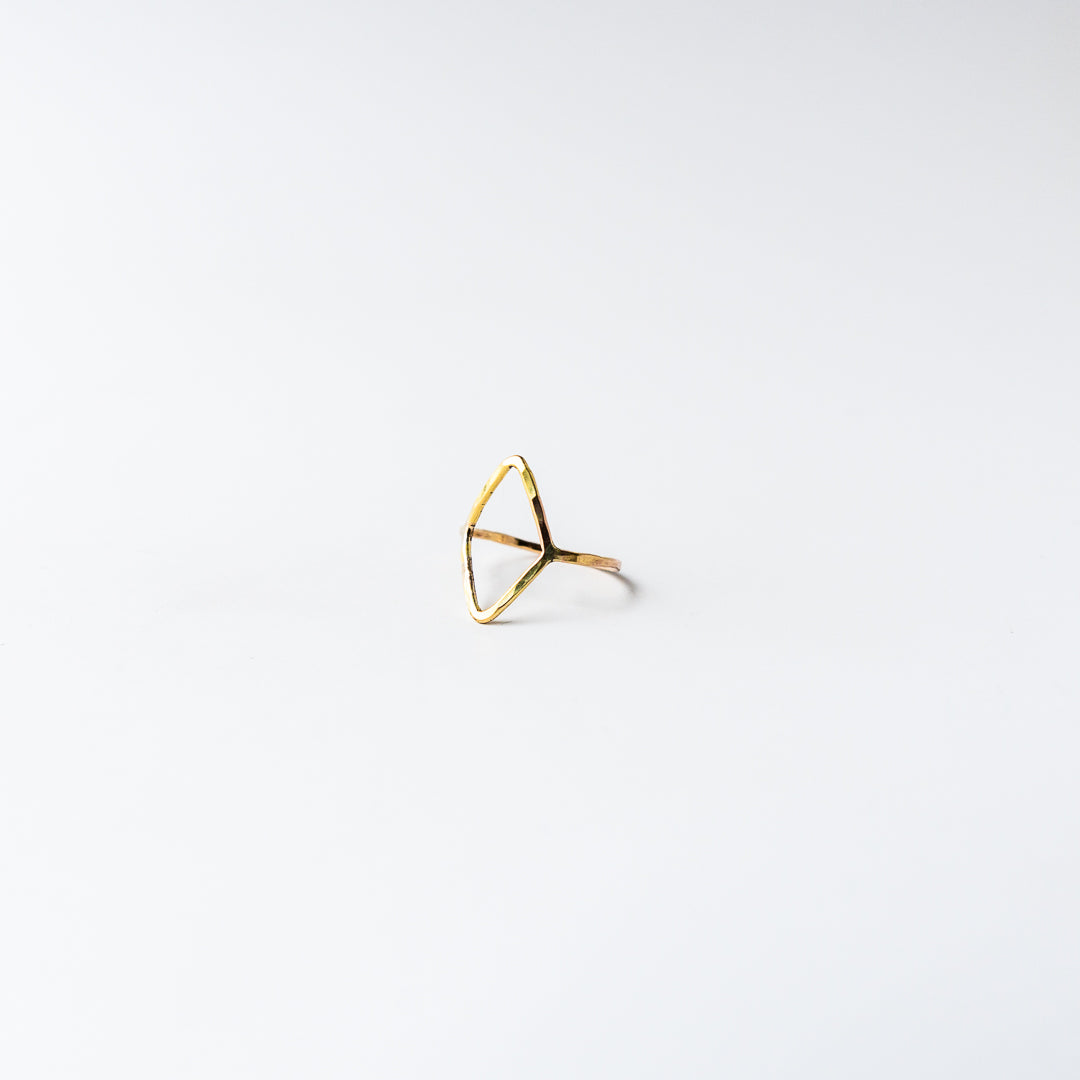 Diamond Ring Gold