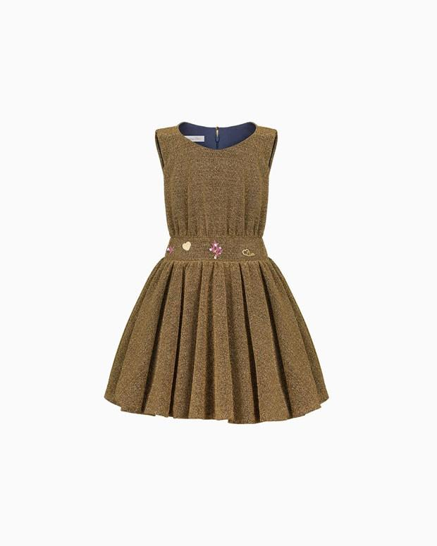 Girls Krop Dress