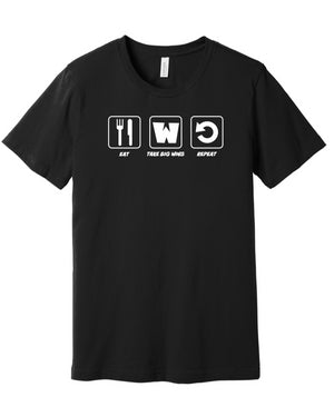 Take Big Wins Shirt - Black