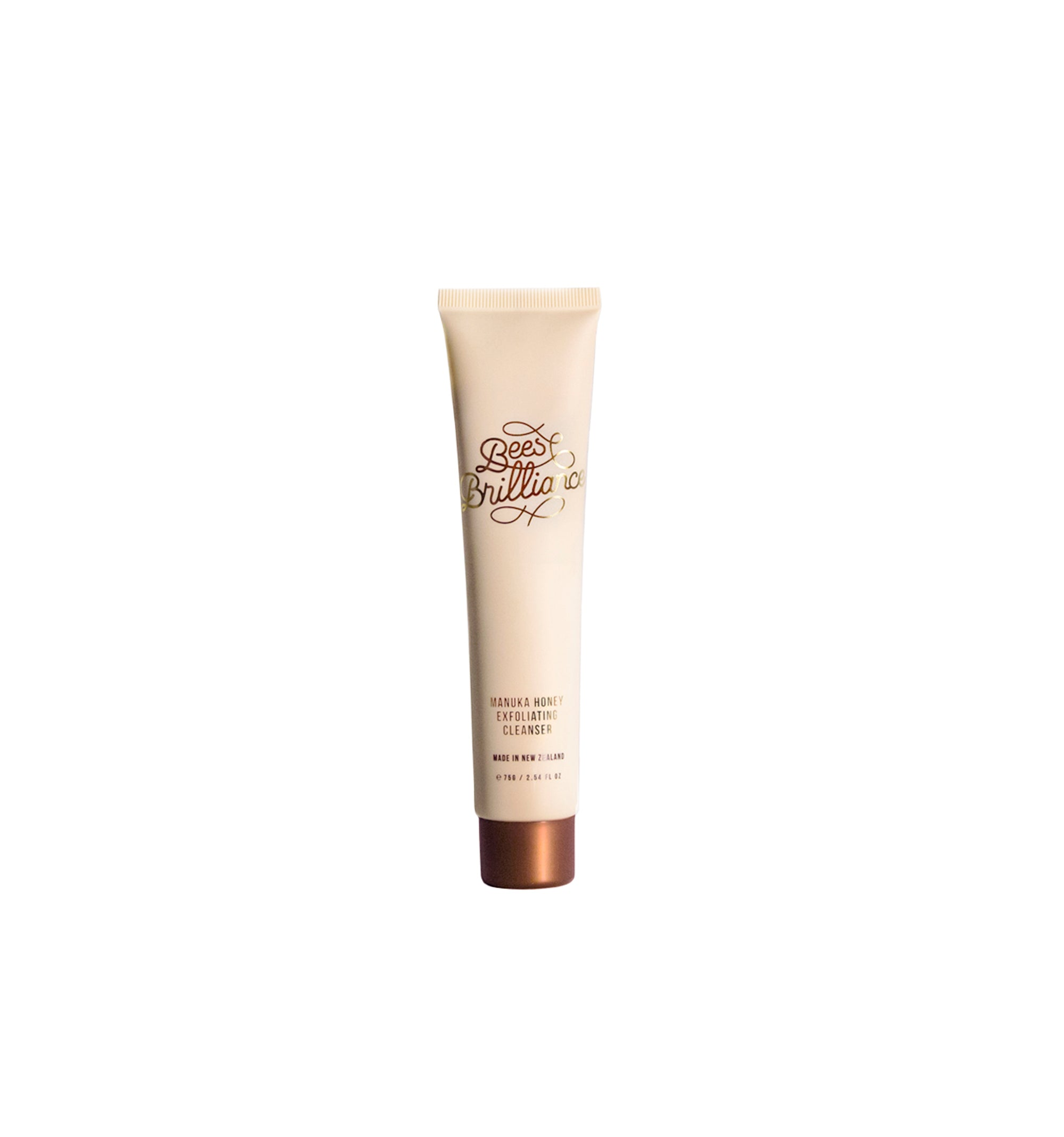 Manuka Honey Exfoliating Cleanser