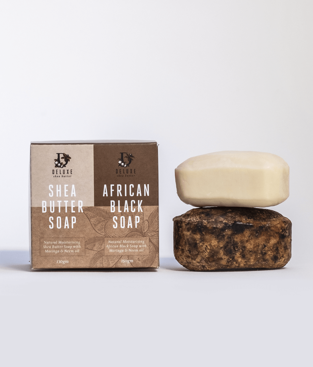 Deluxe Black & White Soap Bar Pack
