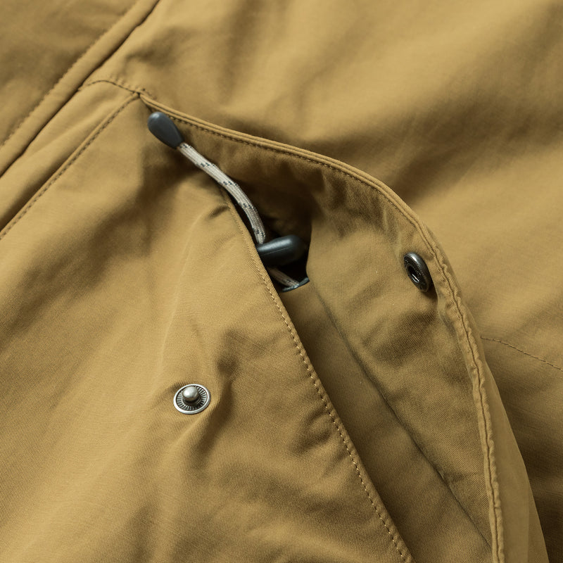 MIDWEIGHT SYNTHETIC INSULATED PARKA  <span>ミッドウェイト シンセティック インサレーテッド パーカー[メンズ]</span>