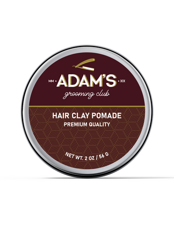 ADAM'S HAIR CLAY POMADE