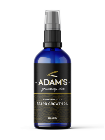 ADAM'S DELUXE BEARD GROWTH OIL (U.S.A)