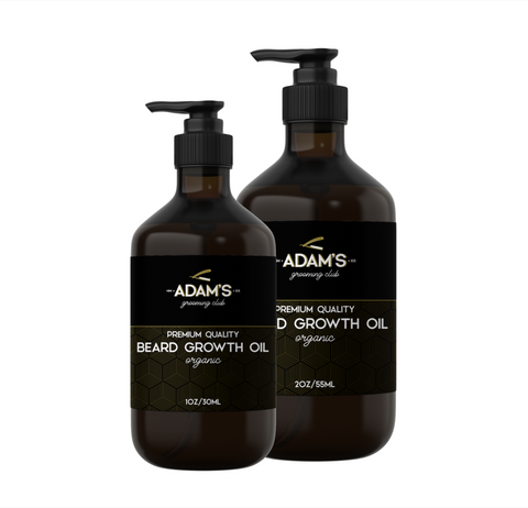 ADAM'S DELUXE BEARD GROWTH OIL