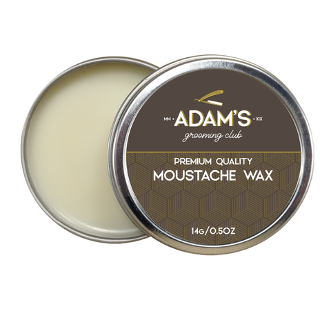 ADAM'S PREMIUM MOUSTACHE WAX