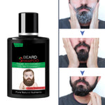 RICH IN VITAMINS MEN BEARD SHAMPOO