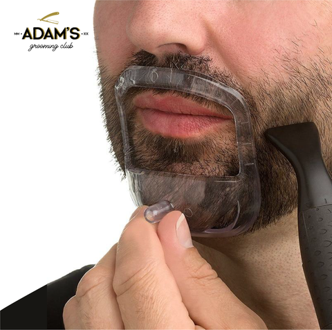 5Pcs/set Men Beard Shaving Template | Goatee Outliner