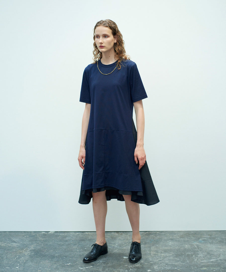 Flared dress[ONLINE LIMITED]