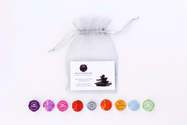 Organic Chocolate Sampler - Stocking Stuffer