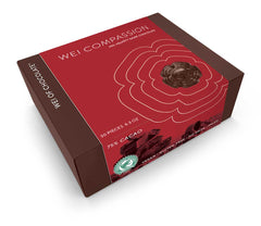 Wei Compassion Velvety Dark Chocolate - Organic, Vegan