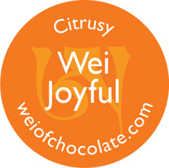 Wei Joyful Dark Chocolate - 50 pieces bulk