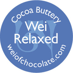 Wei Relaxed Creamy Organic Vegan Dark Chocolate by Wei of Chocolate 68% cacao