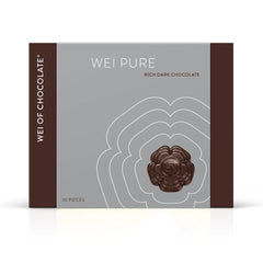 Wei Pure Dark Chocolate
