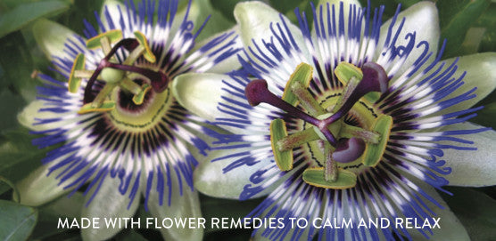 Wei Relaxed passionflower flower remedy