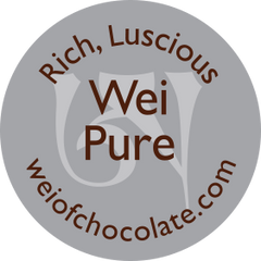 Wei Pure 70% Dark Chocolate