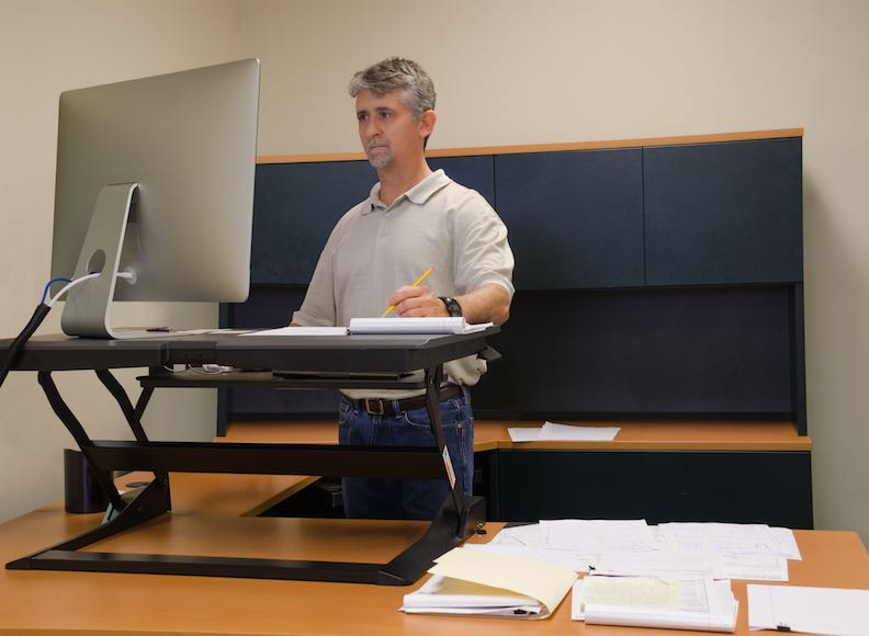 benefits of a standing desk HARMONY783 blog