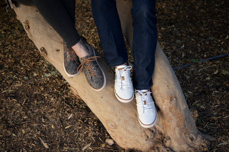 What are grounding shoes?
