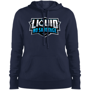 LST254 Sport-Tek Ladies' Pullover Hooded Sweatshirt - Liquid Hydration Store