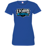 3516 LAT Ladies' Fine Jersey T-Shirt - Liquid Hydration Store