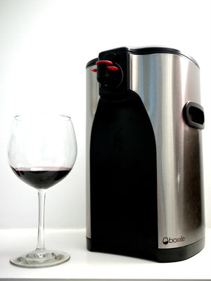 The Original Boxxle – Wine Box Holder/Dispenser