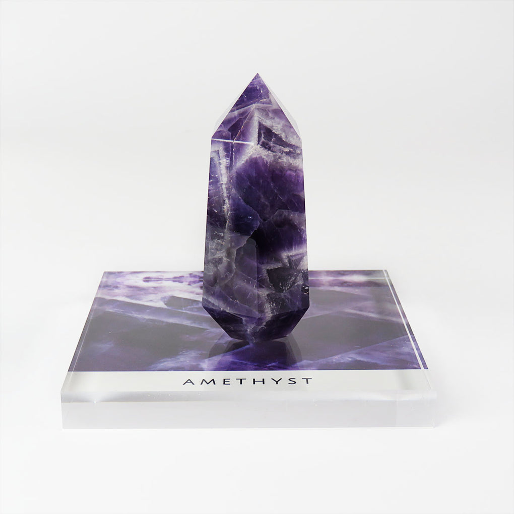 Purple Dream (Chevron Amethyst)