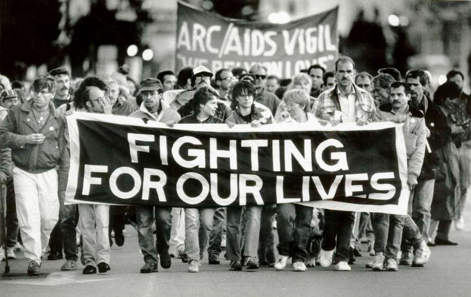 LGBT New Yorkers see parallels, contrasts in AIDS crisis and COVID-19