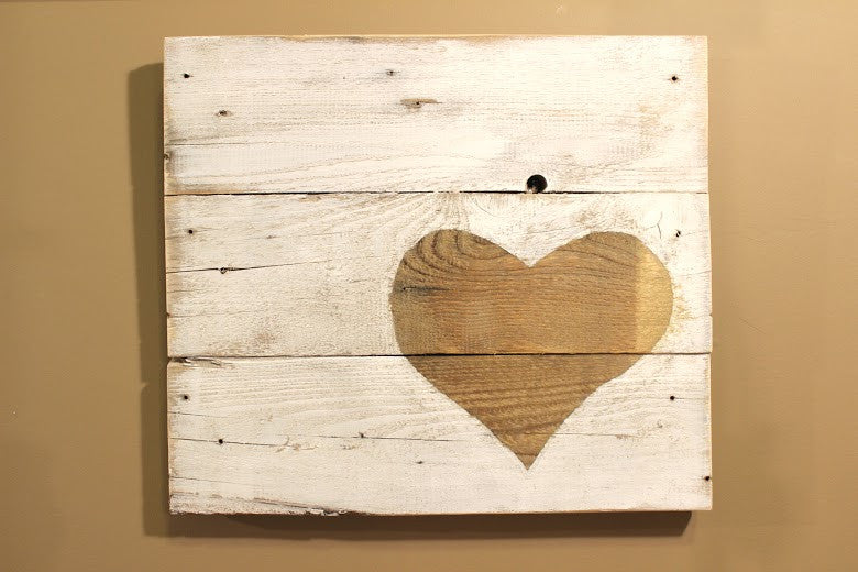 Reclaimed Wood Wall Art - Another Rinse