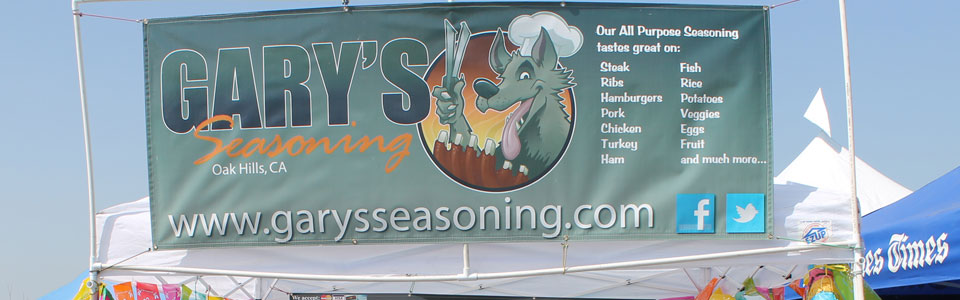 Where to buy Gary's Seasoning