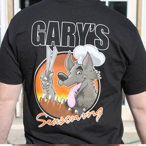 GARY'S SEASONING T-SHIRT