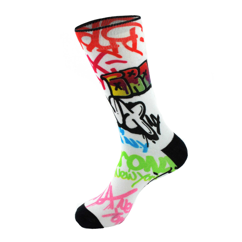 NY GRAFFITI SOCKS