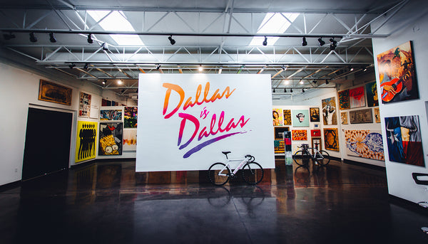 City Bicycle Co. x Dallas is Dallas
