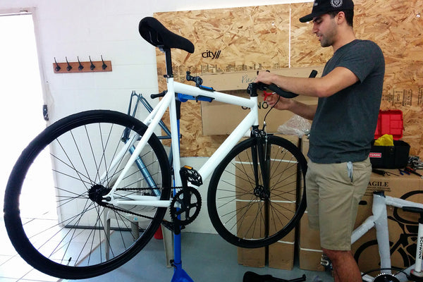 "A Stress-Free ""How To"" on Bike Assembly"