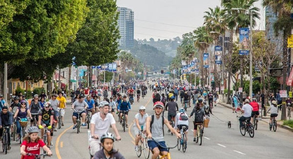 City Bicycle Co. Does CicLAvia