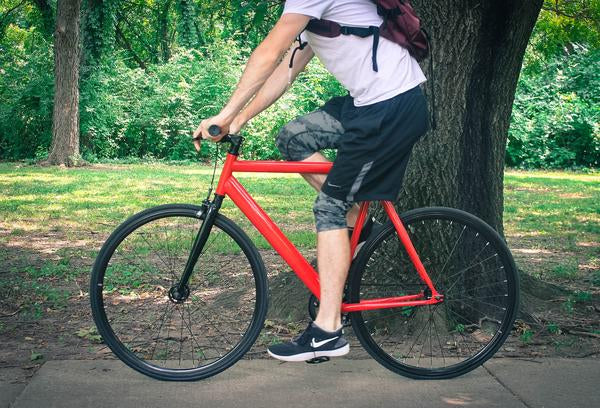 How to Adjust The Seat Height Of Your Fixie Bike