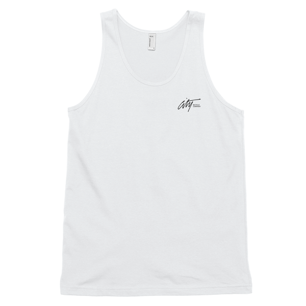 City Bicycle Co. Team Tank Top White